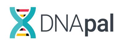 DNApal Footer Logo
