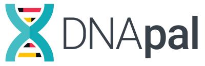 DNApal Logo