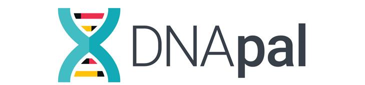 DNApal Logo sidebar